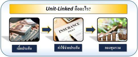 Unit-Linked คืออะไร ?